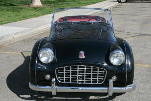 triumph tr3 small mouth Photo