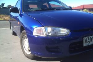 Mitsubishi Mirage 1997 Manual 1 5L Rego Just Serviced Only 165 000km in Adelaide, SA