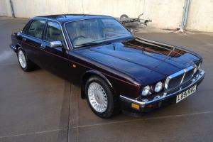 JAGUAR XJ40 XJ12 6.0 - THE ULTRA RARE MODEL - BEAUTIFUL CLASSIC CAR - REDUCED ! Photo