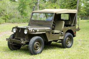 Willys Jeep Military M38