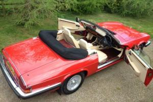1989 Jaguar XJS V12 Convertible - Low Mileage - FSH Photo