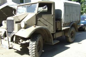 Ford F15 1940 Military Vehicle- 3400 genuine miles and War Time History
