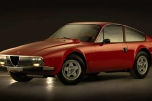 ALFA ROMEO ZAGATO JUNIOR Z - PROJECT - RESTORED BODY AND PAINTED - 1600 ENGINE