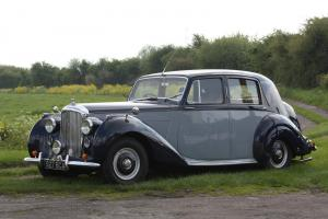 BENTLEY MK V1 STANDARD STEEL Photo
