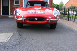 Series 1 Jaguar E-type 2+2 On-going Restoration Photo