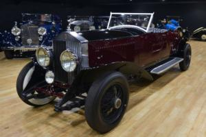 1930 Rolls Royce Phantom II with EX style body. Photo
