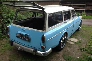 volvo amazon 220 estate modified