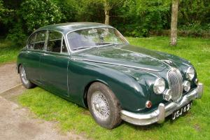Jaguar mk 2. 1960..2-4 litre Photo