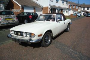 1971 Triumph Stag 3.0 Petrol Auto Photo