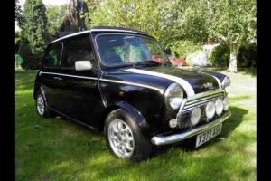 Rover mini cooper (x reg) 1275cc injection Photo