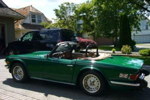 Triumph : TR-6 OD Trnsmission Photo