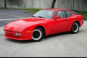 Porsche 944 S2 TURBO LHD Left Hand Drive