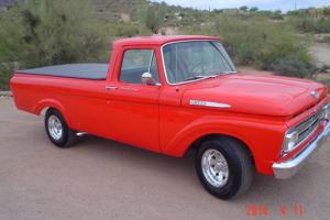 1962 Ford F100 Unibody - 429 -C6 Hard To Find These!!!
