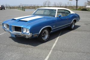 1971 Oldsmobile 442 Numbers Matching Restored, 455ci  345hp, BEAUTIFUL !!!!!