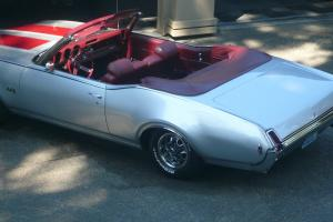 1969 Oldsmoblie 442 Convertible
