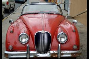 Jaguar xk150 roadster, matching numbers, excellent and rare find!!!