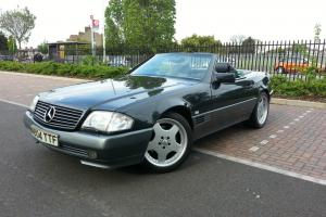 MERCEDES 500SL ONLY 72,000 MILES 1 PREVIOUS OWNER