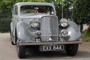 1938 ROVER 12 'SPORTSMAN' SALOON *OUTSTANDING* Photo