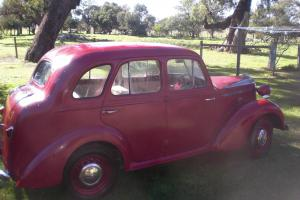 1937 Vauxhall H Model Wyvern 10HP Sedan in Pakenham, VIC Photo