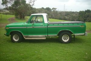 1977 Ford F100 Photo