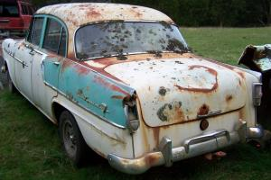 Holden 1958 Sedans Wrecking in Warburton, VIC