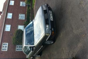 audi 200 quattro 2.2 lt 5 cyl turbo 1989 Photo