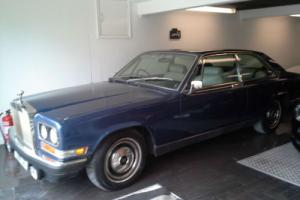1979 ROLLS ROYCE CAMARGUE 52K WITH HISTORY Photo