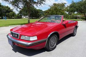 compare to Cadillac Allante, Ford, Chevy, Mercedes-Benz