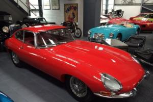 1962 Jaguar E-Type 3.8 FHC fully restored matching numbers For Sale Photo