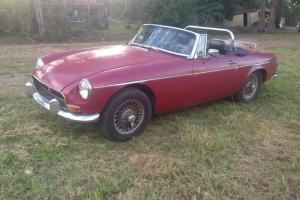 MGB 1965 Convertible in Calamvale, QLD Photo