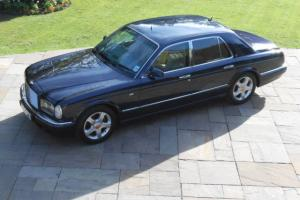 2002 BENTLEY ARNAGE 6.7 Red Label Special Order Vehicle May Px Photo
