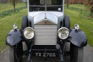 1928 Rolls Royce 20hp Saloon by Windovers Photo