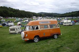 Volkswagen T2 bay window camper