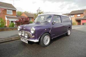 1974 classic BL Mini Van ( Turbo Conversion ) REDUCED FOR QUICK SALE