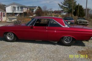 1965 Plymouth Belvedere Pro Street