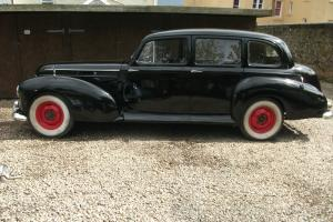 HUMBER PULLMAN 8 SEAT LIMO 1953 MK 4 BLUE RIBBAND ENGINE Photo