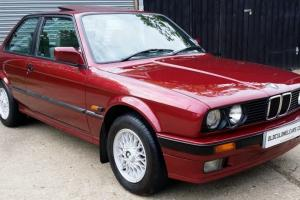 BMW E30 Coupe - 1 Owner E30 - Only 74,000 Miles - FSH - YEARS MOT - WARRANTY