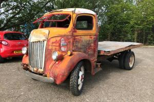 1941 Ford COE Truck Pickup - ready for road with V8 Flathead - Barn Find Hot Rod