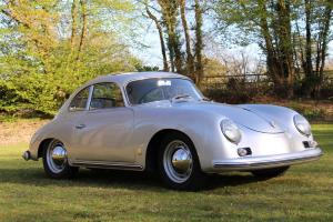 1958 PORSCHE 356A LHD SUNROOF COUPE