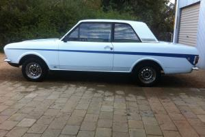 Ford MK2 Cortina 2 Door 1600 X Flow Manual in Uranquinty, NSW