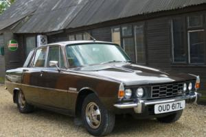 ROVER 3500 SALOON TAX EXEMPT PAS & JUST 37K MILES !!