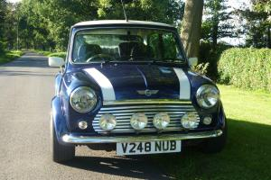 1999 Rover MINI Cooper 1.3i Low mileage STUNNING example Photo