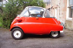 bmw isetta motocoupe bubble window 4 wheeler,rare bubblecar