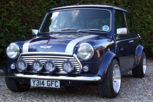 Rover Mini Cooper Sport only 9921 miles from new! Stunning!