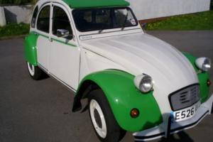 citreon 2cv6 special dolly,6 months tax and mot,excellent condition,classic car