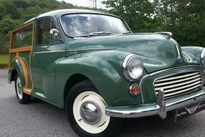 1964 Morris Minor Traveller, Absoloute stunner!, runs,looks and drives superbly!