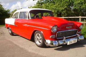 1955 CHEVY BEL AIR 210