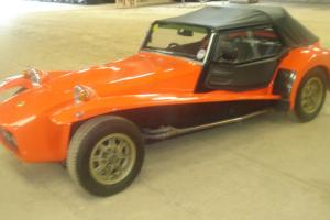 lotus super seven series 4 lotus twin cam Photo