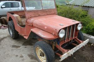 willys mb jeep slatgrille