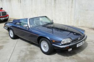 1989 Jaguar XJ-S Convertible V12 - Low Mileage - Excellent Example